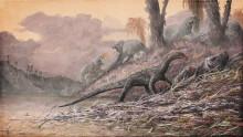 """Nyupptäckt """"kusin"""" ändrar bilden av dinosauriernas släktträd"""