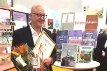 Libers författare Börge Ring får Lärkanpriset 2015