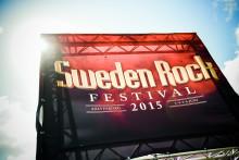 Sweden Rock Festivals biljetter slut på rekordtid