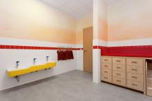 Kindgerechte Architektur für kreative Entfaltung – Waldorfkindergarten Ennepetal-Voerde mit der Villeroy & Boch-Neuheit O.novo Kids