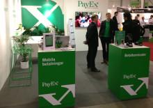 Besök PayEx på webbdagarna i Malmö