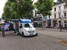 Beratungsmobil der Unabhängigen Patientenberatung kommt am 13. Juli nach Limburg a. d. Lahn.