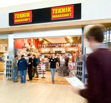 Teknikmagasinet åpner sin første «grønne» butikk!