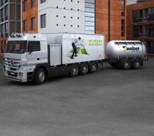 """Weber lancerer nye """"grønne"""" gulvprodukter"""