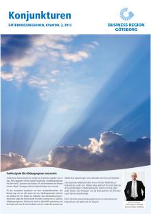 Konjunkturrapport kvartal 2 2012
