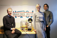 Science Park, Tekniska Högskolan och Makers Jönköping skapar unik mötesplats