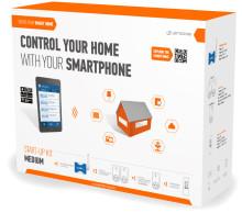 Smart Hem Startpaket - Styr ditt hem direkt från datorn och telefonen