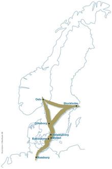 Framtidens nordiska infrastruktur diskuteras i Helsingborg