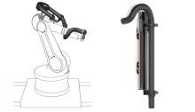 Triflex® RSE - Automatiskt återdragningssystem för Triflex® TRC, TRE och TRCF