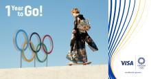 Rok před zahájením paralympiády v Tokiu 2020 Visa posiluje podporu paralympioniků
