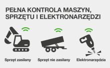 Kontroluj maszyny, sprzęt i elektronarzędzia