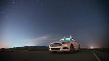 """Když jsou světla zbytečná – díky snímací technologii LiDAR """"vidí"""" autonomní prototypy Ford i ve tmě"""