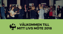 Mitt Livs Möte 2018 i Stockholm