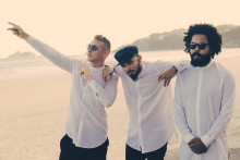 Major Lazer Live @ UKA, Trondheim 19.10.