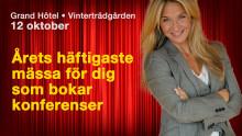 Meeting Live Stockholm den 12 oktober 2018
