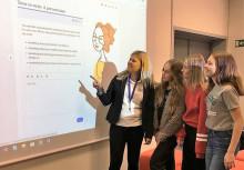 Haldor, Microsoft och Gleerups förenklar lärandet hos MTH i Hudiksvall