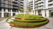 Eufemias Hage nominert til Årets bygg