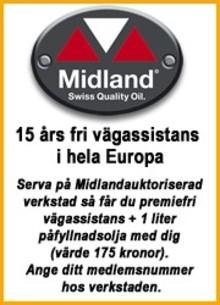 Husbilskompisar: Serviceerbjudande via Midlandauktoriserad husbilsverkstad.