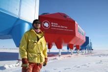 FM Mattsson levererar duschblandare till Sydpolen