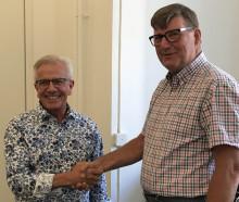 Ulf S Gustafsson är ny ordförande för Retursystem Byggpall