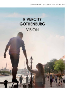 RiverCity Gothenburg Vision