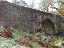 Glenernie bridge to reopen ahead of schedule
