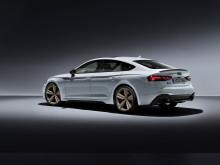 Raffineret opdatering af Audi RS 5