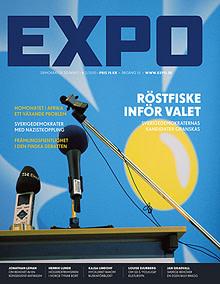 Tidskriften Expo nominerad till årets kulturtidskrift