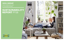 IKEA Group Sustainability Report FY16