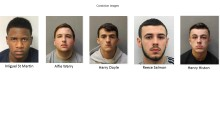 Zombie knife enabled moped bandits who robbed, snatched phones and carried out smash and grab raids jailed