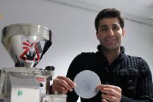 Nanofibrer av slam från cellulosabruk – en succé