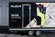 Nu ger sig Guides handskar ut på Sverigeturné