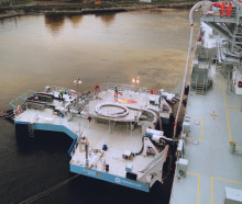 "EX-certified automated mooring enables ""new era"" in LNG distribution"