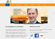 Unabhängig und informativ: Webmagazin des dbr e. V.