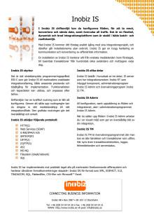 Produktbeskrivning Inobiz IS (pdf)