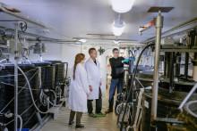 AQUACOSM samordnar forskning från sydliga vatten till Arktis