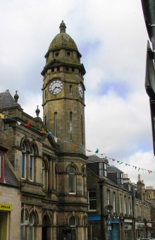 Former Keith council office building to be marketed