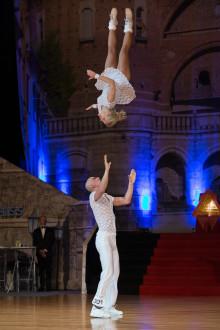 51 svenska dansare intar Italien