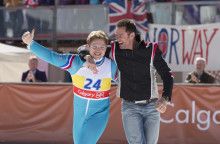 The 'Milk Drinker' has landed: Arla Cravendale partners with 'Eddie the Eagle' the movie