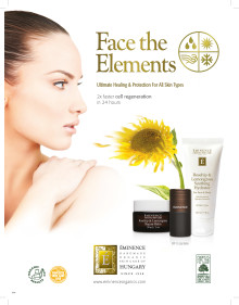 Face the Elements med Éminence Repair & Protect Collection
