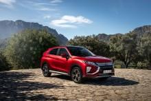 Mitsubishi Eclipse Cross får maximal poäng i JNCAP kollisionstest