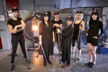The Glass Factory – Glasmuseet i Boda är Årets Arbetslivsmuseum 2019