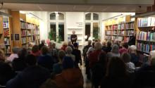 Biblioteket vill skapa diskussion i Hornstull