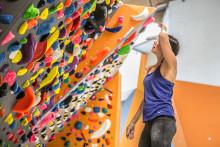 Pressinbjudan: Premiärvisning av Umeås nya klätterhall