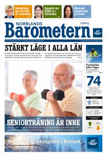 Norrlandsbarometern 1/2015