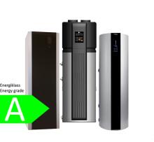 Energimärken av varmvattenberedare