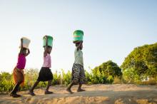 23 miljoner steg för rent vatten i WaterAids kampanj
