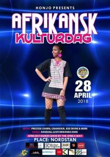Afrikansk Kulturdag 28 april