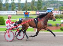 Trippeltrav i Halmstad med SprinterMästaren och V75