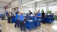 Lehrwerkstatt von Villeroy & Boch gibt Einblick in Ausbildungsberufe